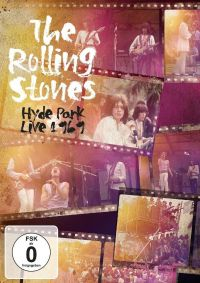 Cover The Rolling Stones - Hyde Park Live 1969 [DVD]